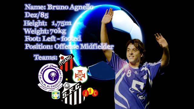 A história de Bruno Agnello.