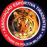 Escudo do Tigre da Polícia Militar.