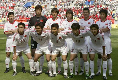 Será que eles ainda jogam? Em pé: Haidong, Jiang, Wei, Tie, Chen, Wu, (agachados) Junzhe, Yunlog, Pu, Xiaopeng e Weifeng. (Foto: REUTERS/Fatih Saribas)