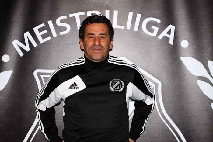 Há oito anos, um brasileiro é treinador de um clube da Estônia. Prazer, Getulio Fredo