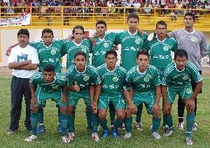 Time de 2008 (Foto: Reprodução/História dos Clubes Nacionais)